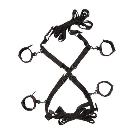 Poutací kříž na postel (Scandal)