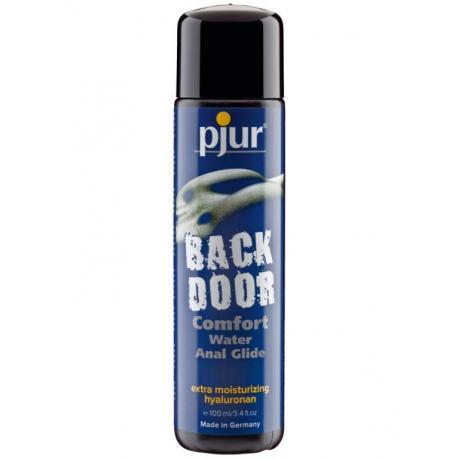 Anální lubrikační gel Pjur Back Door Comfort Water - anální, vodní