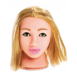 Masturbátor Fuck My Face - blondýnka