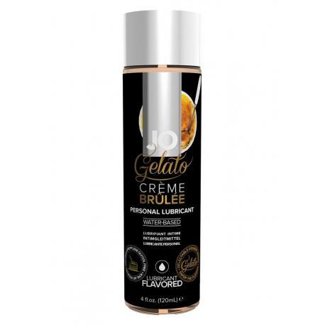 Lubrikační gel System JO Gelato Creme Brulee