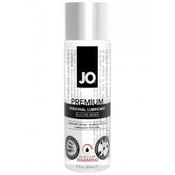 Silikonový lubrikační gel System JO Premium Warming (hřejivý)