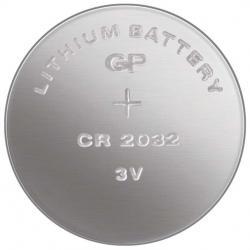 Knoflíková baterie CR2032 (lithiová)