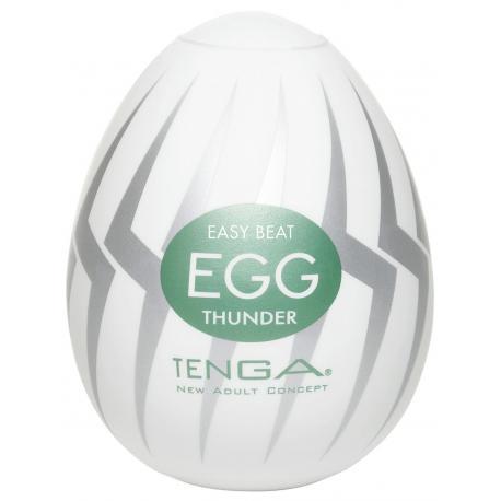 Tenga Egg Thunder - masturbátor pro muže