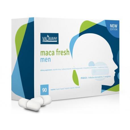 MACA FRESH Men - pro intimní, psychické i fyzické zdraví mužů