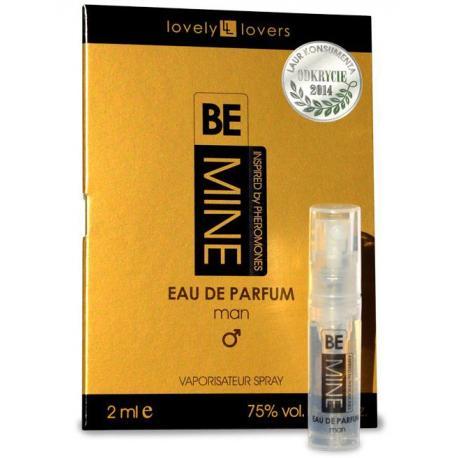 Parfém s feromony pro muže BeMINE (VZOREK)