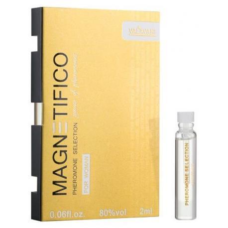 Parfém s feromony pro ženy MAGNETIFICO Selection (VZOREK)