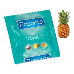Kondom Pasante Tropical Pineapple, ananas