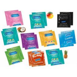 Balíček kondomů Pasante (18+2 ks zdarma)