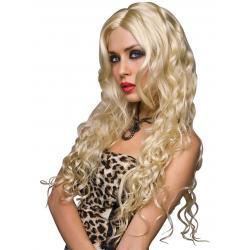 Platinová blond paruka Jennifer