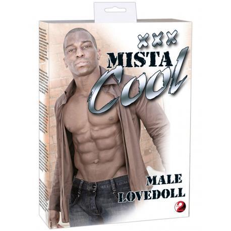 Nafukovací muž Mista Cool XXX - penis a 1 otvor