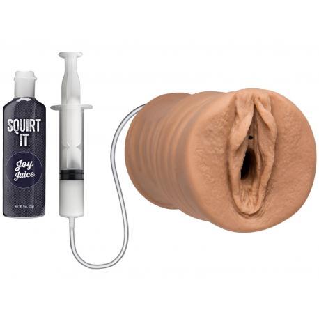 Stříkající vagina Squirt It Pussy - Doc Johnson