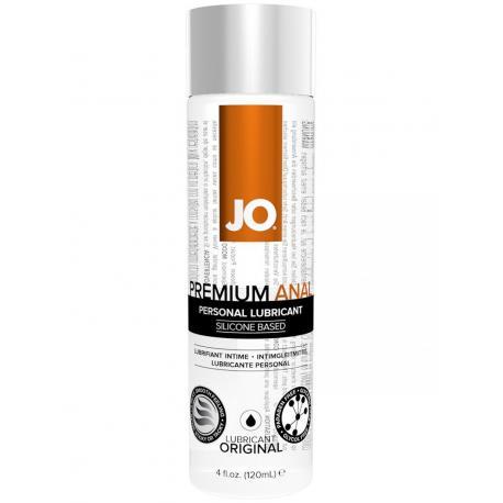 Anální lubrikační gel System JO Premium ANAL (silikonový)