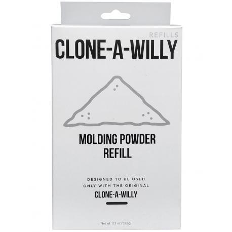 Náhradní 3D gel pro Clone-A-Willy - modelovací prášek