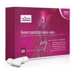 FEMM PASSION - pro zvýšení libida, intimní zdraví žen a lepší sex