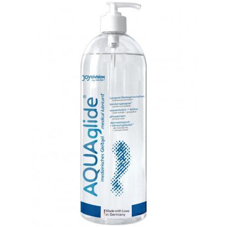 Vodní lubrikační gel AQUAglide - 1 l