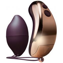 Vibrační vajíčko na dálkové ovládání RO-Duet - Rocks-Off