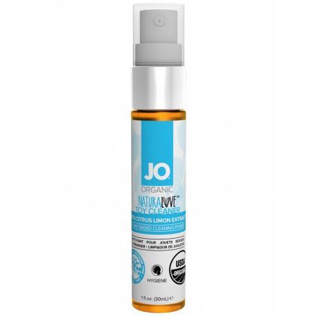 BIO čisticí sprej na erotické pomůcky Organic NaturaLove - 30 ml