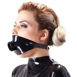Latexový roubík na PISS - LateX