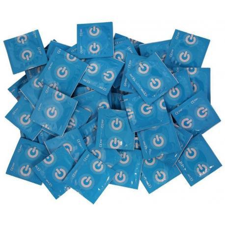 ON) Clinic - suchý kondom bez lubrikantu (1 ks)
