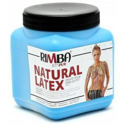 Tekutý latex v modré barvě Rimba - 500 ml