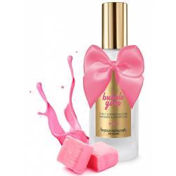 Masážní a intimní gel Bijoux Indiscrets 2 v 1 - Bubble Gum