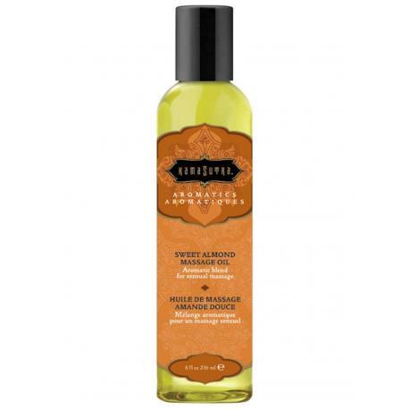 Masážní olej Sweet Almond - KamaSutra