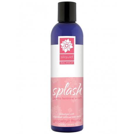 Gel na intimní hygienu Sliquid Balance Splash Grapefruit Thyme