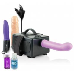 Šukací stroj Portable Sex Machine - Fetish Fantasy
