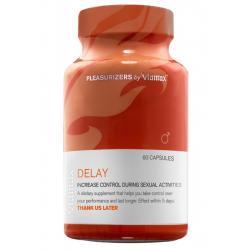 Tablety na oddálení ejakulace Viamax Delay