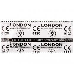 Kondom Durex LONDON - klasický (1 ks)