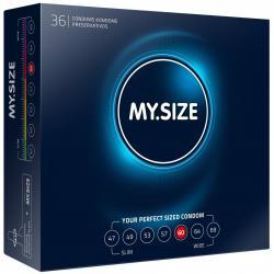 Kondomy MY.SIZE 60 mm - 36 ks