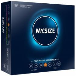 Kondomy MY.SIZE 57 mm - 36 ks