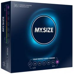 Kondomy MY.SIZE 69 mm - 36 ks