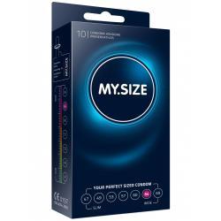 Kondomy MY.SIZE 64 mm - 10 ks