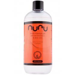 Masážní gel Nori Seaweed & Aloe Vera (500 ml) - Nuru