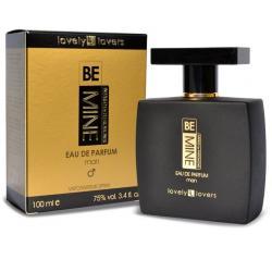 Pánský parfém s feromony BeMINE, 100 ml (Lovely Lovers)