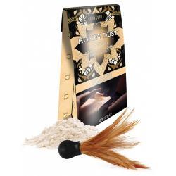 Slíbatelný tělový pudr Honey Dust Vanilla Creme - 28 g