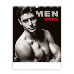Nástěnný kalendář MEN 2022 (exclusive edition)